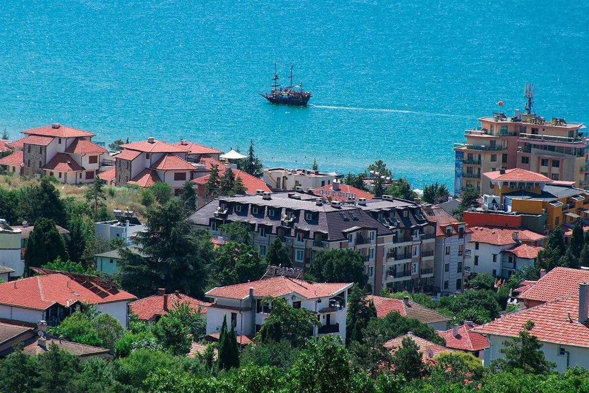 Bułgaria – Złote Piaski