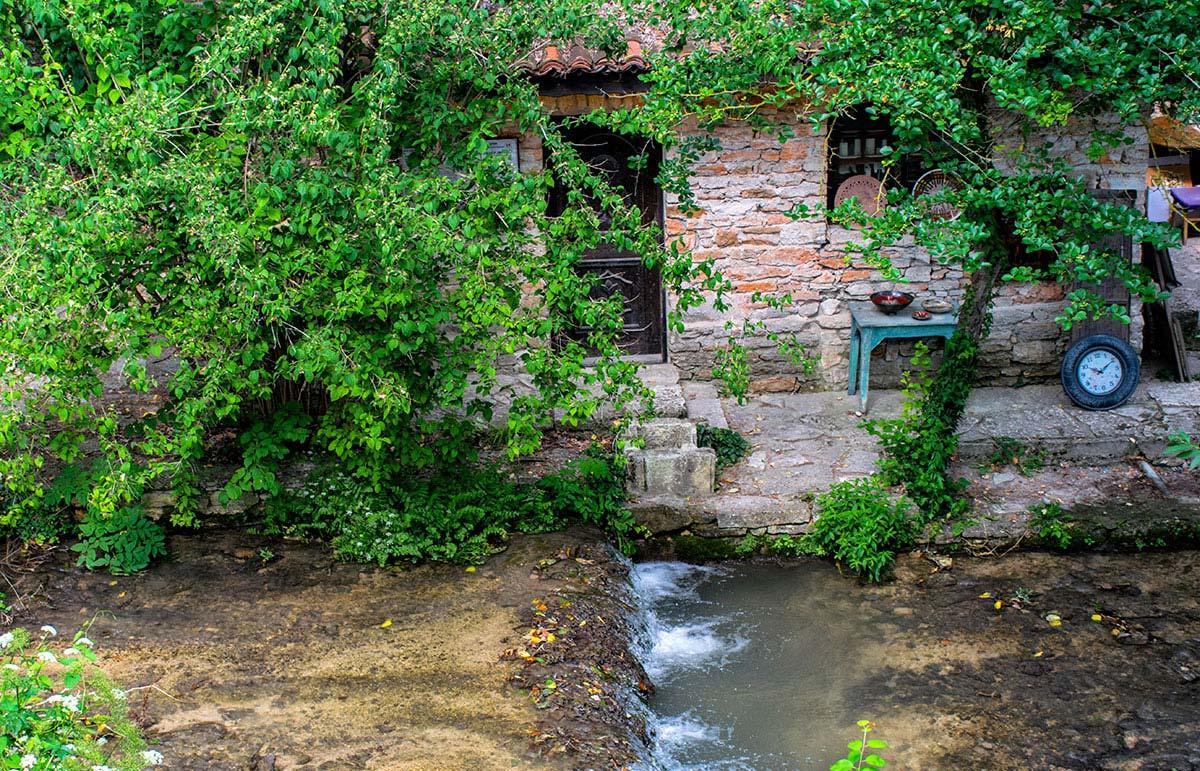 Bułgaria – ogrody w Balcziku