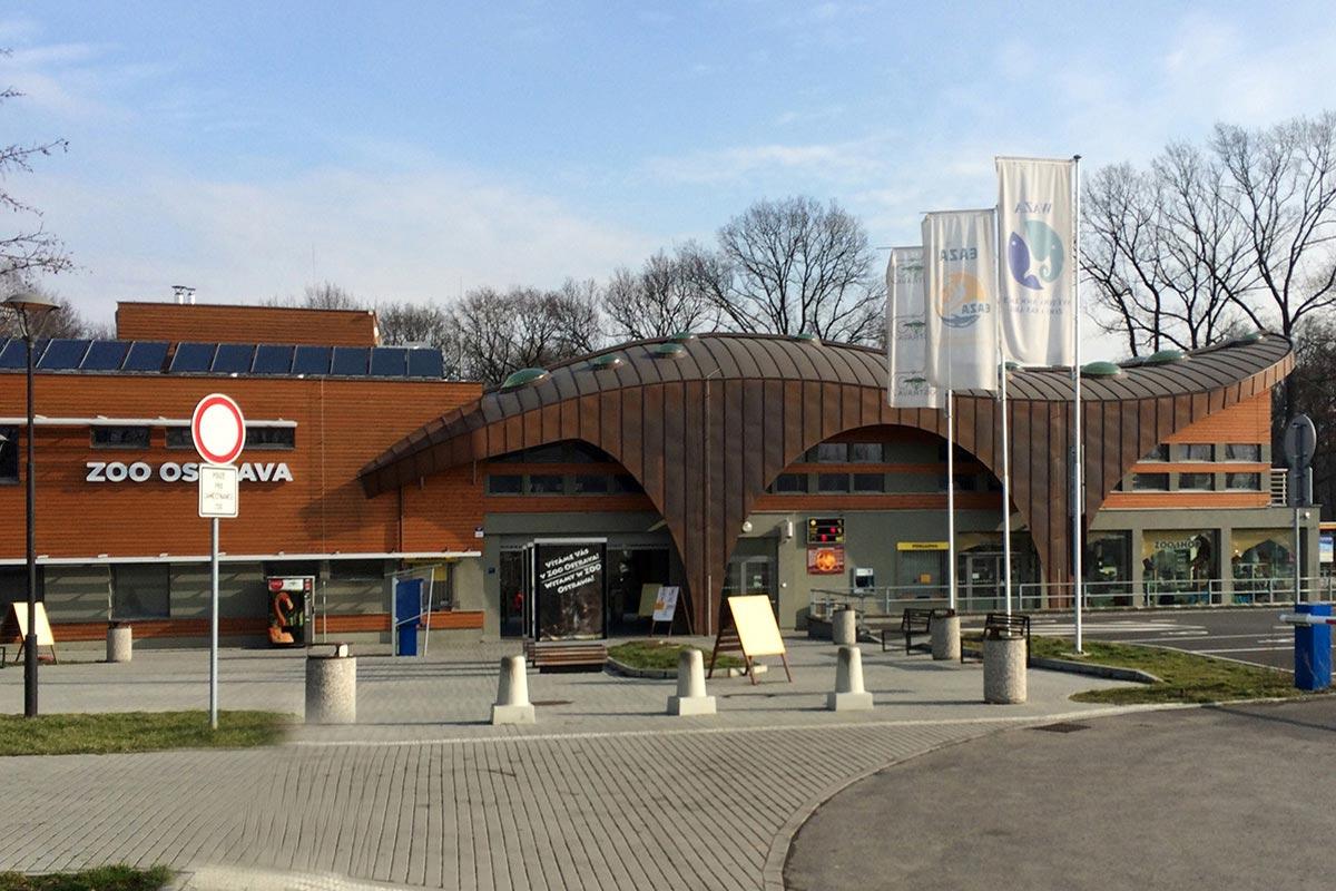 Zoo  Ostrawa – Czechy