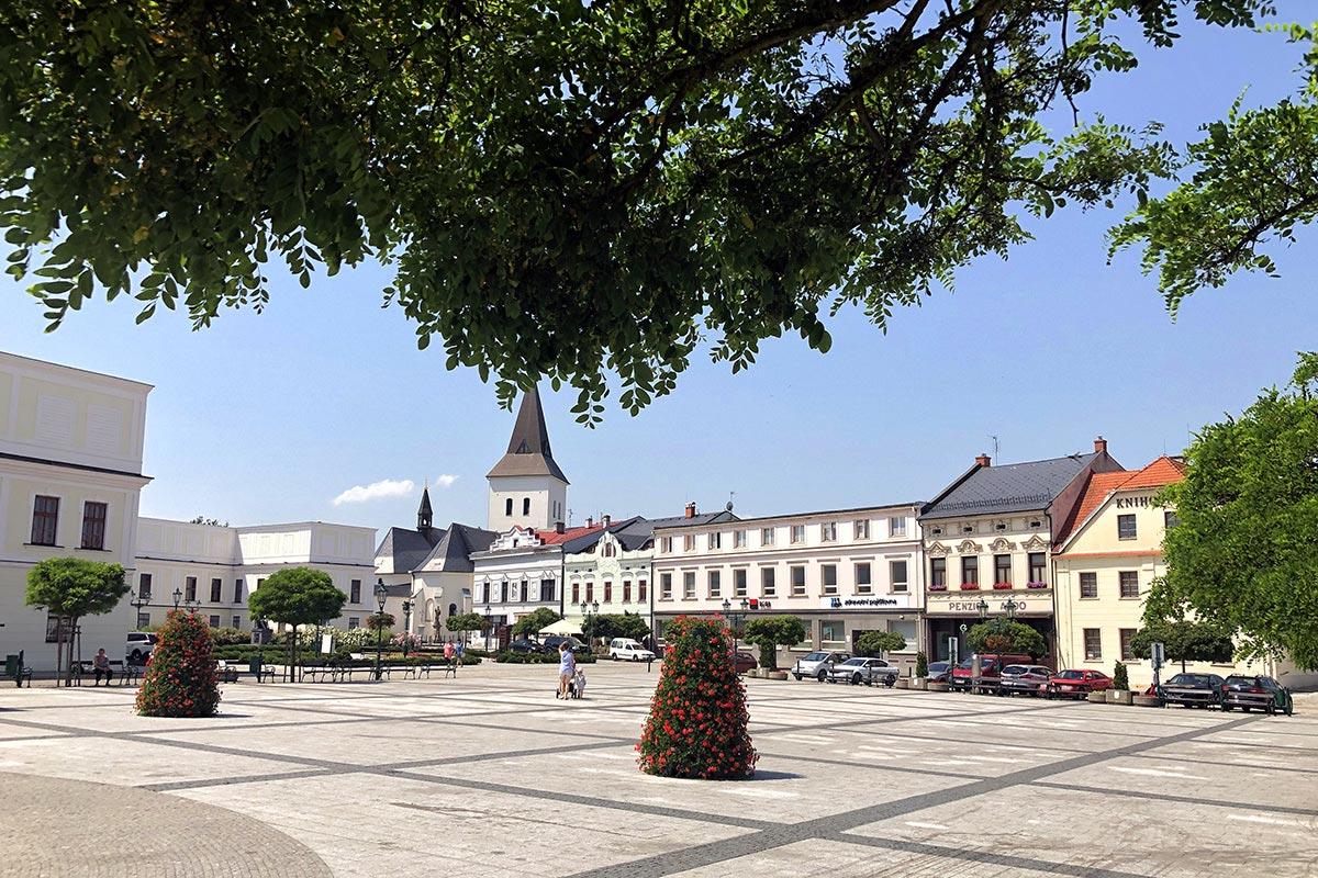 Czechy – Karwina