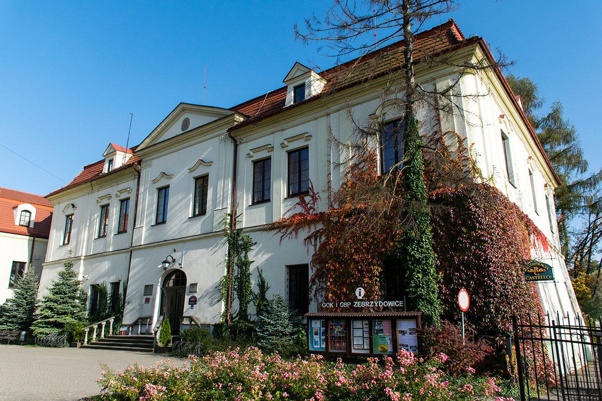 Zamek Zebrzydowice