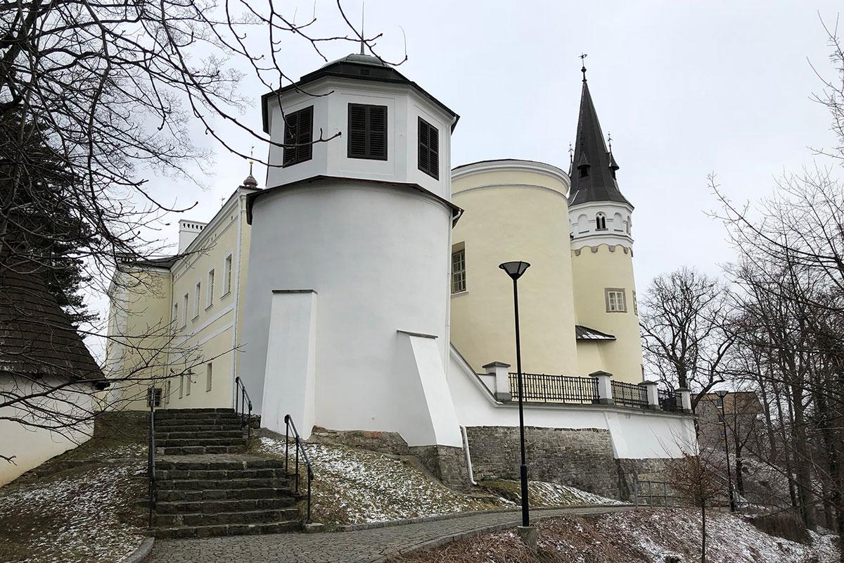 Czechy – Frydek-Mistek