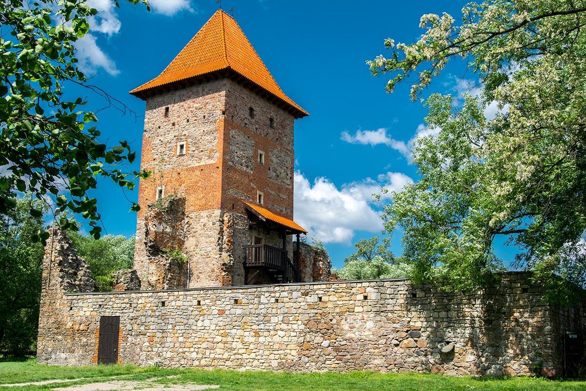 Zamek Chudów