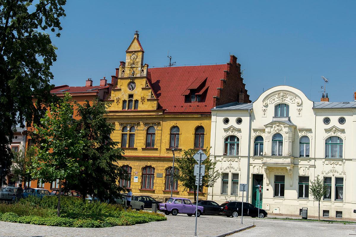 Czechy – Bogumin