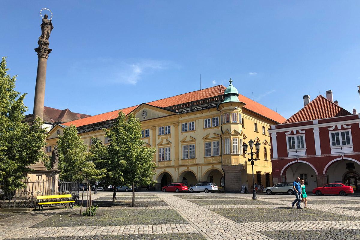 Czechy – Jičín