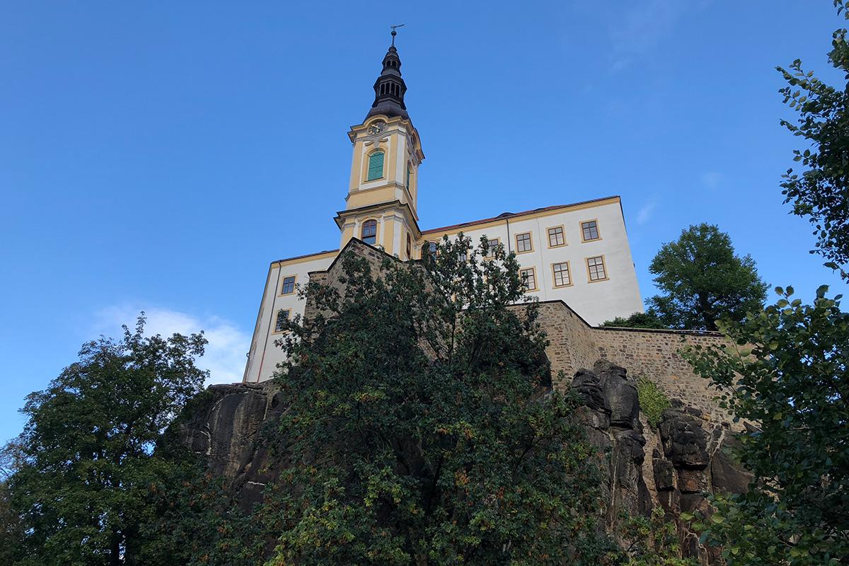 Czechy – Děčín