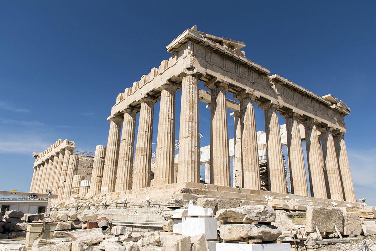 Grecja – Ateny