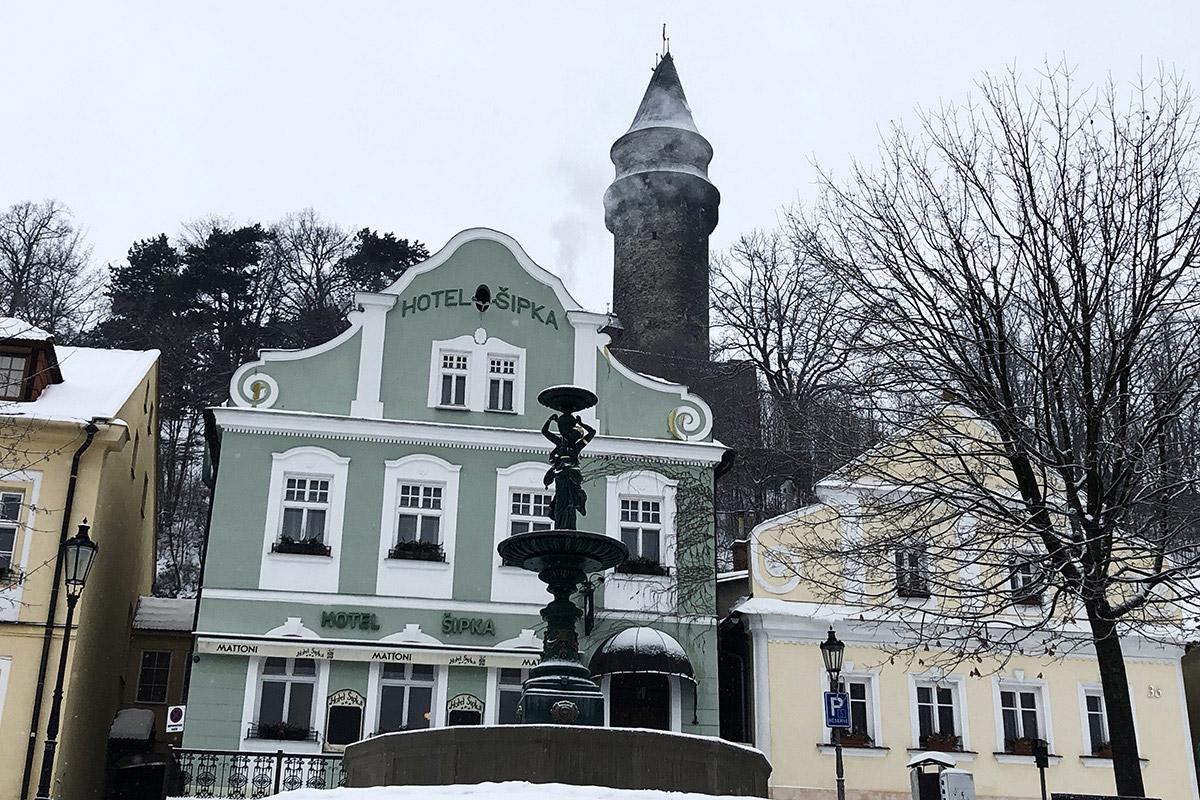 Czechy – Štramberk