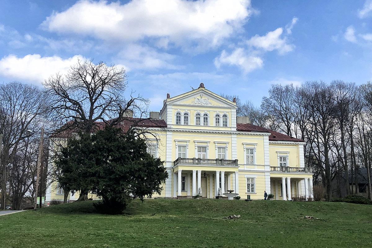 Janów, Niegowa, Żarki