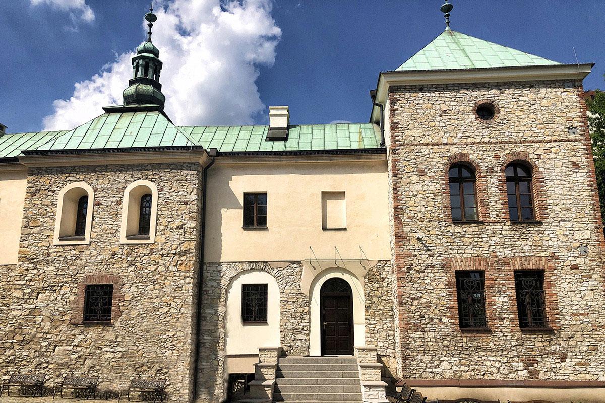Zamek w Sosnowcu