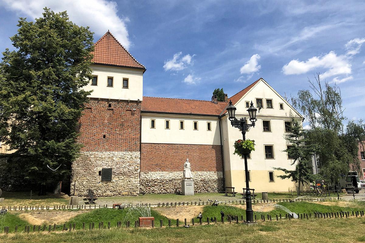 Zamek w Gliwicach