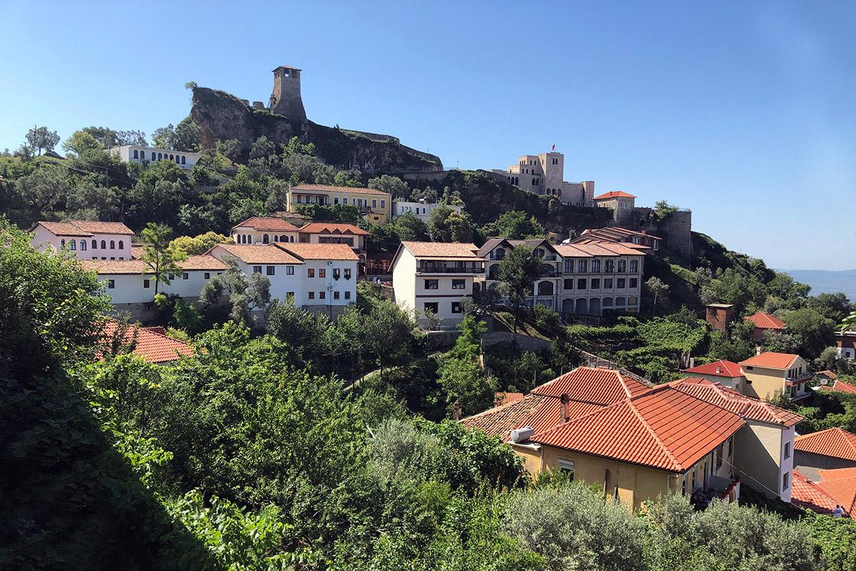 Albania-Kruja