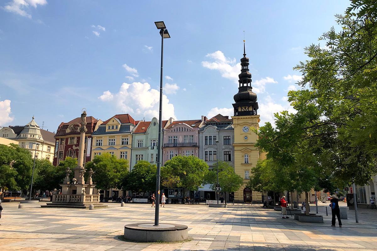 Czechy-Ostrawa